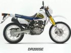 Suzuki DR 200SE